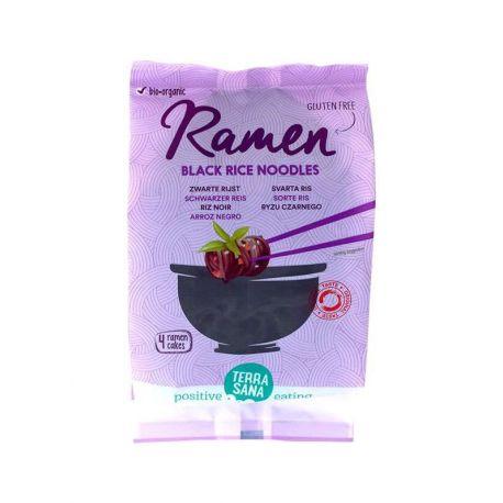 TerraSana Ramen de arroz negro