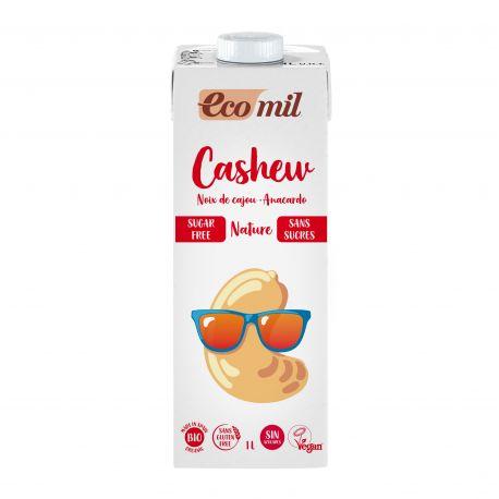 ECOMIL BEBIDA CASHEW NATURE BIO 1 L