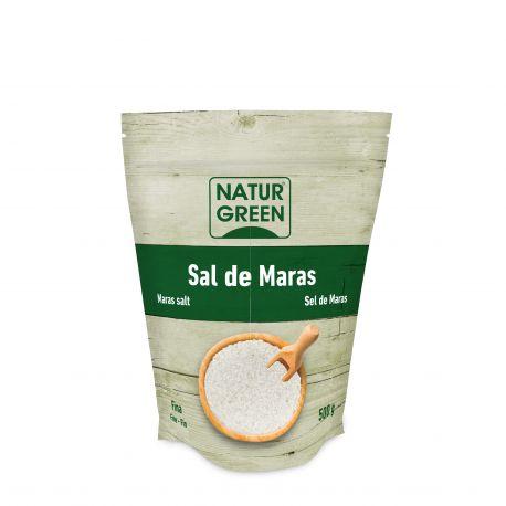 NATURGREEN SAL DE MARAS FINA 500 G