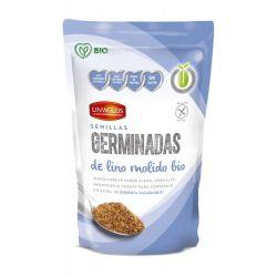 LINWOODS SEMILLAS GERMINADAS DE LINO MOLIDO BIO 200 GR