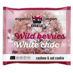 KOOKIE CAT WILD BERRIES AND WHITE CHOC