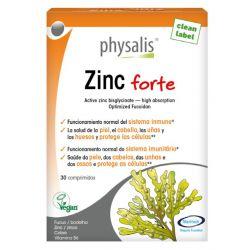 PHYSALIS ZINC FORTE  30 COMP