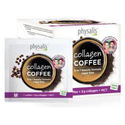PHYSALIS COLLAGEN COFFEE 12 X 10 GR