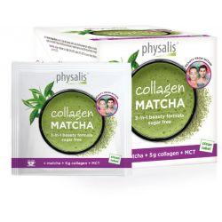 PHYSALIS COLLAGEN MATCHA 12 X 10 GR