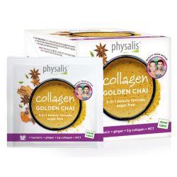 PHYSALIS COLLAGEN GOLDEN CHAI 12 X 10 GR