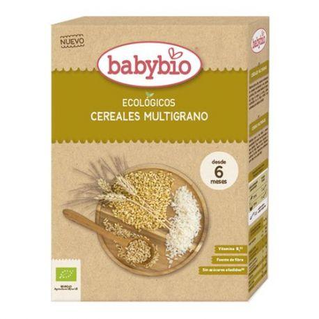 BABYBIO CEREALES MULTIGRANO BIO 200 G