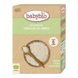 BABYBIO CEREALES ARROZ BIO 200 G