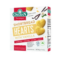 SHORTBREAD HEARTS (MANTECADOS)