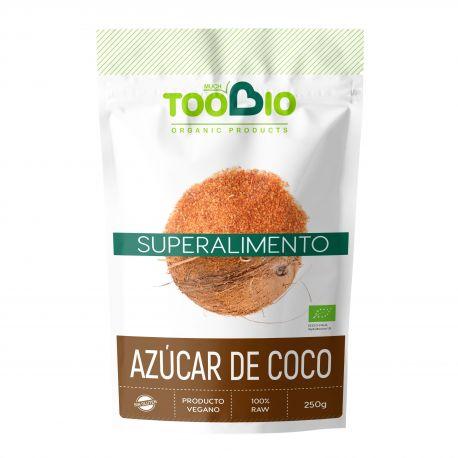TOOBIO AZUCAR DE COCO BIO 250 G