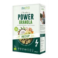 BIOTONA ACTIVE RECUP POWER GRANOLA 250 GR