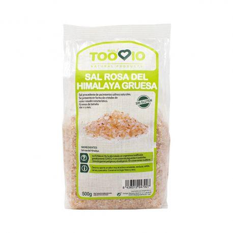 TOOVIO SAL ROSA DEL HIMALAYA GRUESA 500 G