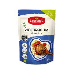 LINWOODS SEMILLAS DE LINO MOLIDAS BIO 200 GR