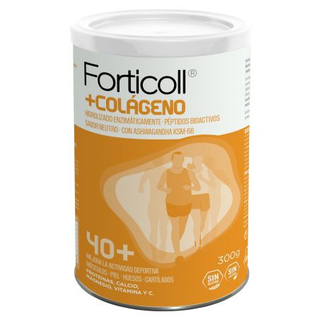 FORTICOLL COLAGENO BIOACTIVO 40+ 300 G