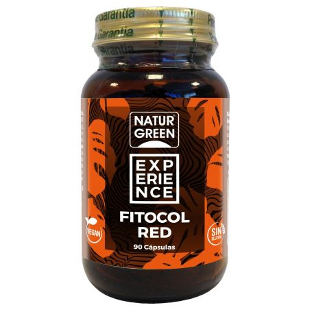 NATURGREEN EXPERIENCE FITOCOL RED BIO 90 CAPS
