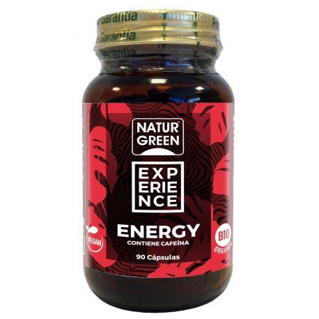 NATURGREEN EXPERIENCE ENERGY BIO 90 CAPSULAS
