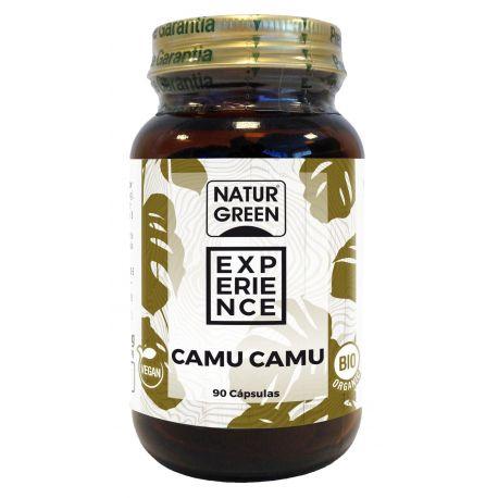 NATURGREEN EXPERIENCE CAMU CAMU BIO 90 CAPSULAS