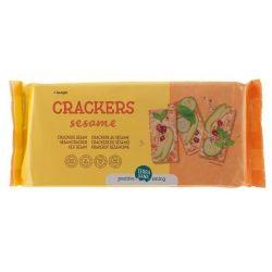 TerraSana Crackers de sésamo 300g