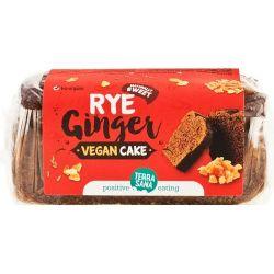 TerraSana Vegan Cake rye & ginger 350 gr