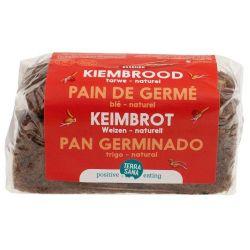 PAN GERMINADO DE TRIGO - NATURAL 400G