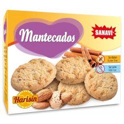 HARISIN MANTECADOS SIN GLUTEN