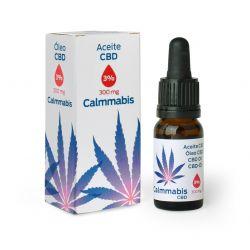 CALMMABIS ACEITE CBD 3% 10 ML