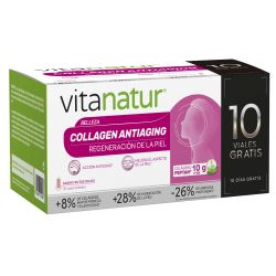VITANATUR COLLAGEN ANTIAGING PROMO 20+10 VIALES