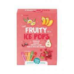 TerraSana Fruity Ice Pops 10 x 40 g