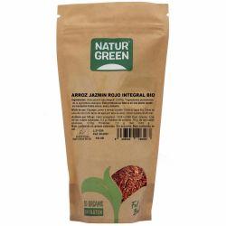 NaturGreen Arroz Jazmin Rojo Integral  Bio 500 g