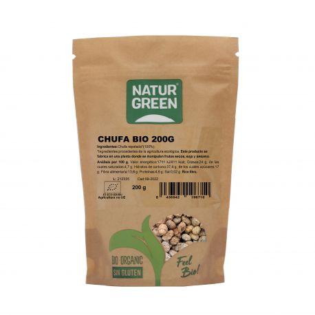 NATURGREEN CHUFA REPELADA 200 G