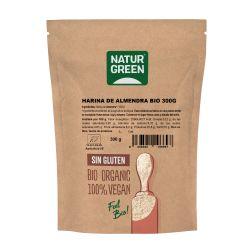 NaturGreen Harina Almendra sin gluten Bio 300g