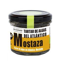 ALGAMAR TARTAR DE ALGAS DEL ATLANTICO MOSTAZA 100 G